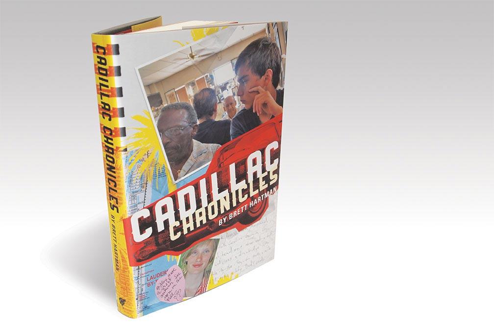 Cover illustration and book design for Cinco Puntos Press